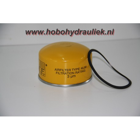 Luchtfilter 3 micron