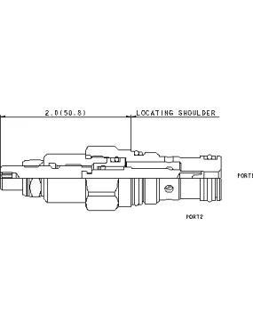 Flow control T-13A