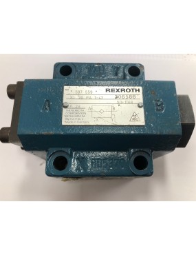 Check valve hydraulically...