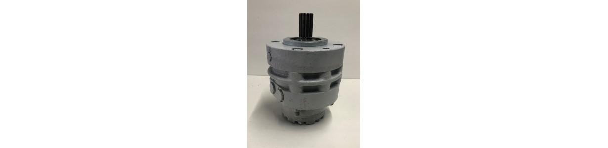 Gebruikte en gereviseerde motoren, hydromotoren